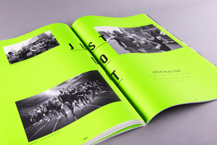 Nike Running Book - The Pressure 009
