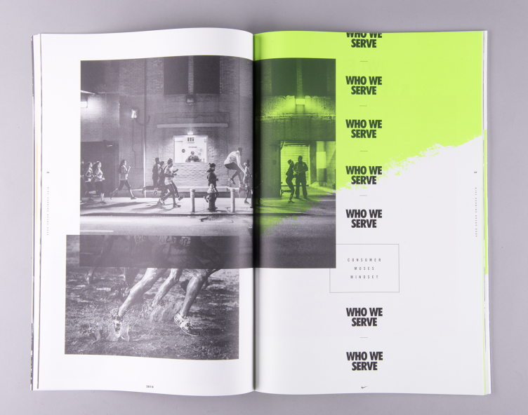 Nike Running Book - The Pressure 014