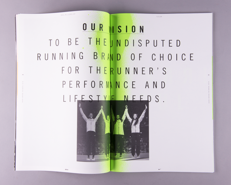 Nike Running Book - The Pressure 016