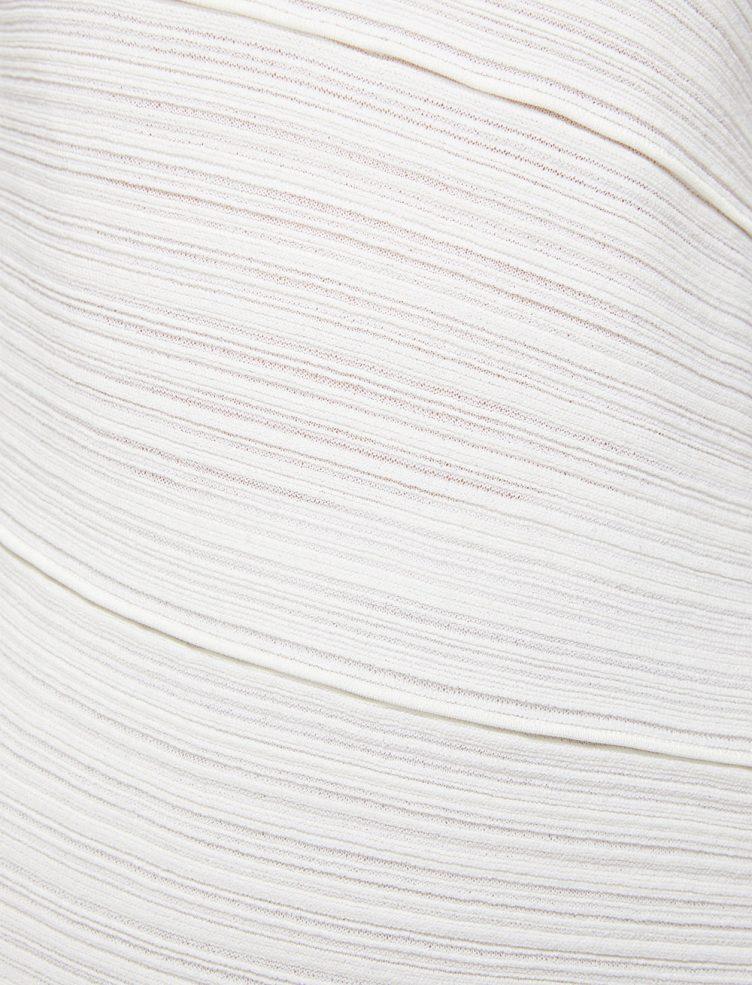 Proenza Schouler - Spiral Knit Turtleneck - Fabric