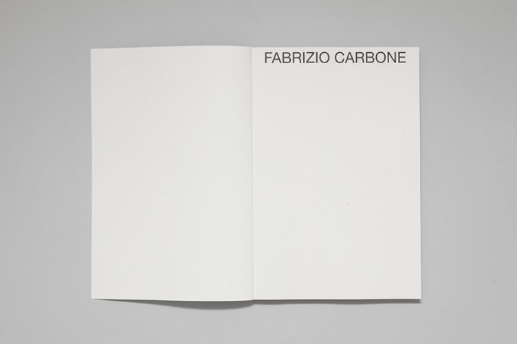 Fabrizio Carbone - 7 W 84th Street, NYC 1972 001