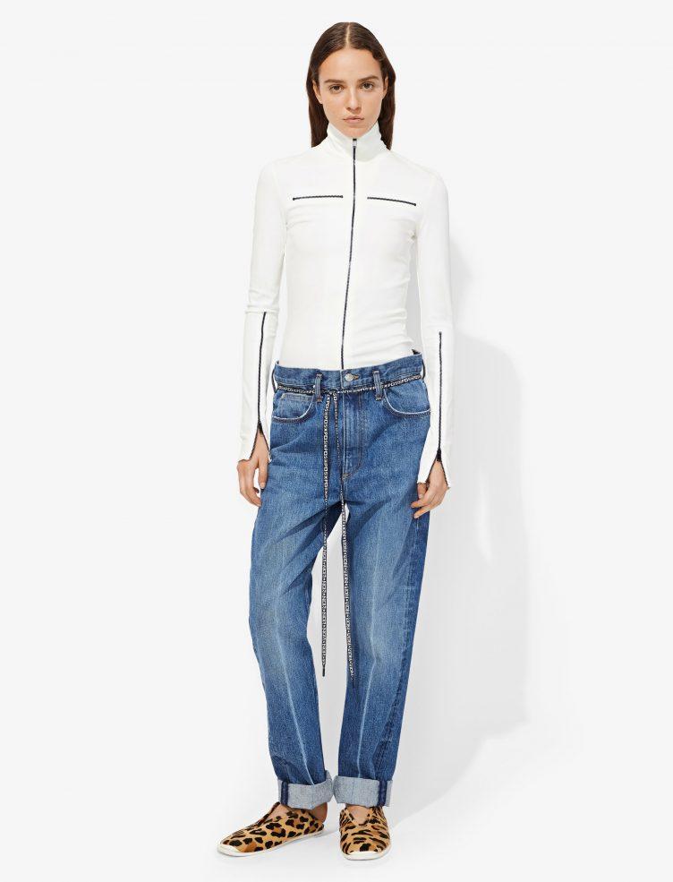 Proenza Schouler - PSWL Paperbag Jeans 04