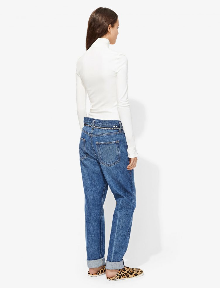 Proenza Schouler - PSWL Paperbag Jeans 03