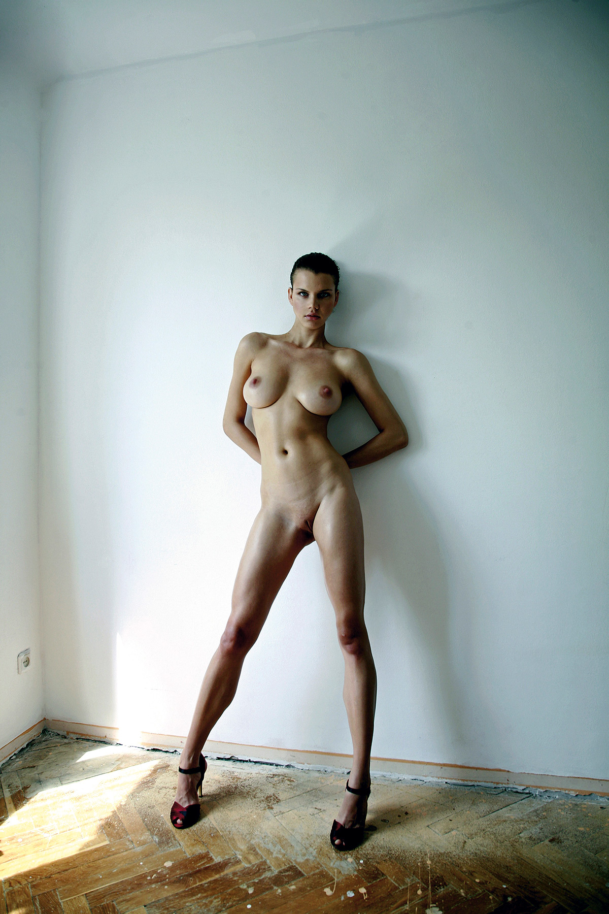 Naked Fashion Girls by Mike Dowson — Photography Book