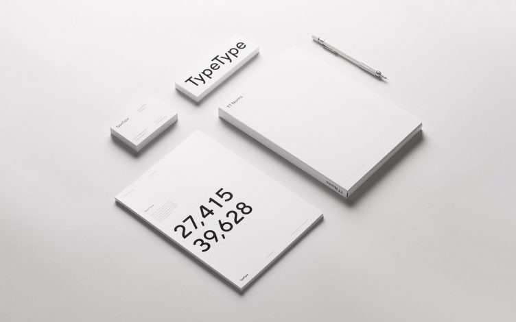 TypeType Brand Identity by Comence Studio 008