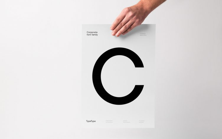 TypeType Brand Identity by Comence Studio 009