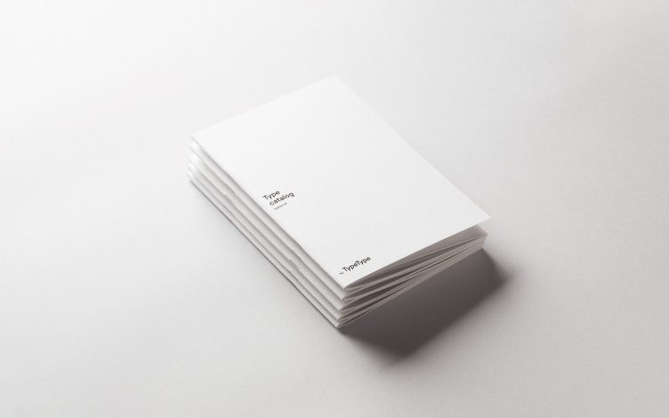 TypeType Brand Identity by Comence Studio 017