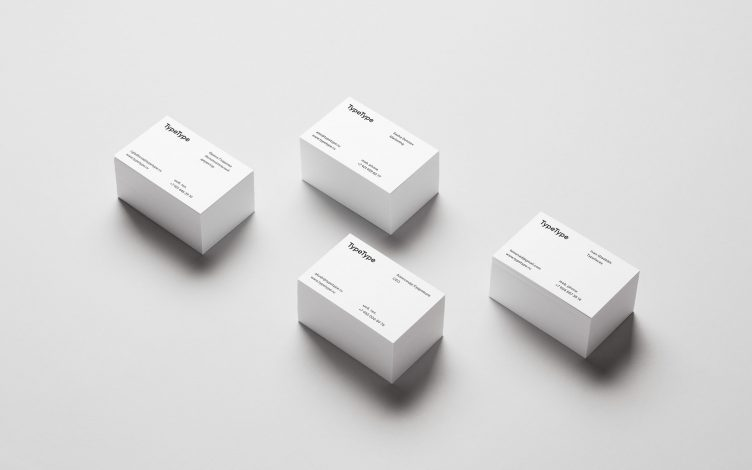 TypeType Brand Identity by Comence Studio 020