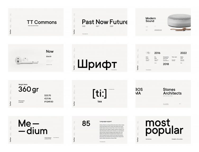 TypeType Brand Identity by Comence Studio 027