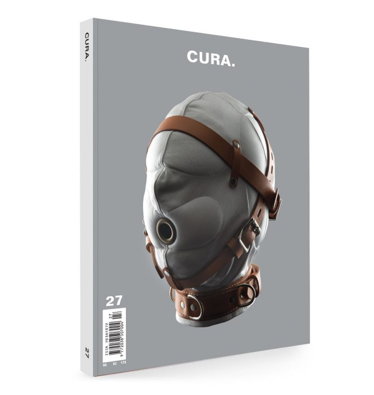 CURA. 27 - Issue is out now. Cover 01