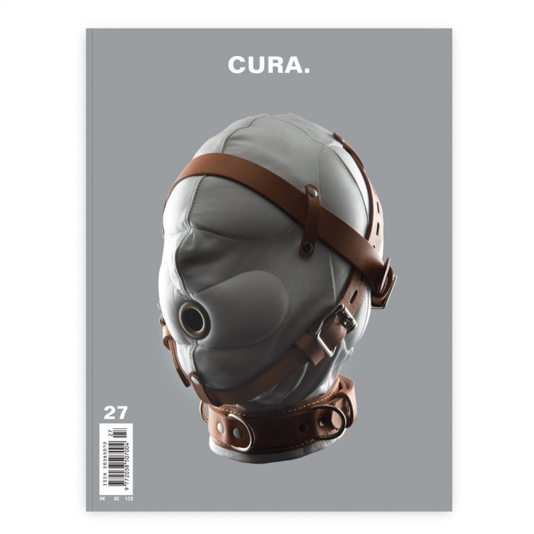 CURA. 27 - Issue is out now. Cover 02