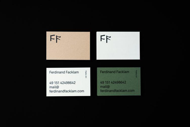 Ferdinand Facklam Public Art Identity