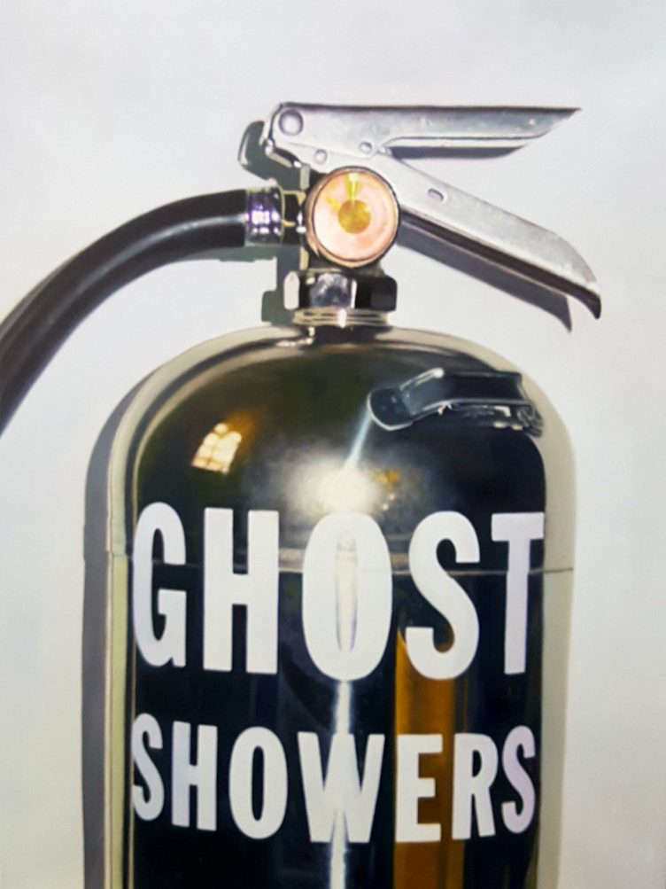 Ghost Showers - Lucas Price