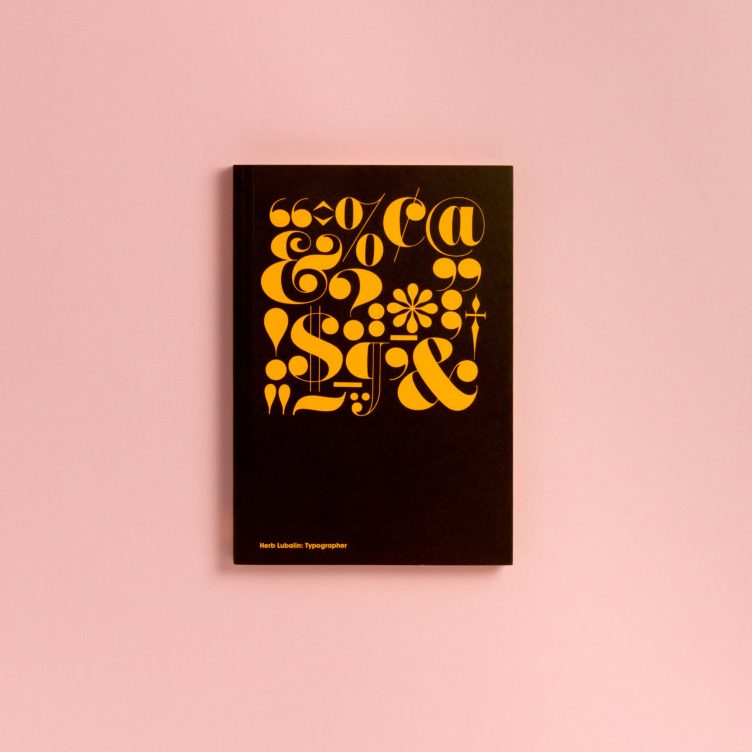 Herb Lubalin - Unit Editions 001
