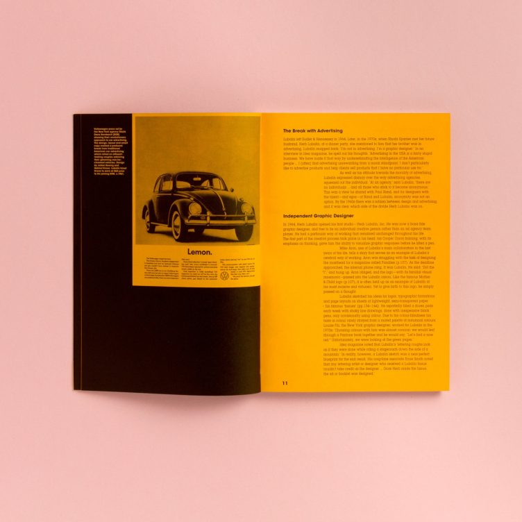 Herb Lubalin - Unit Editions 002