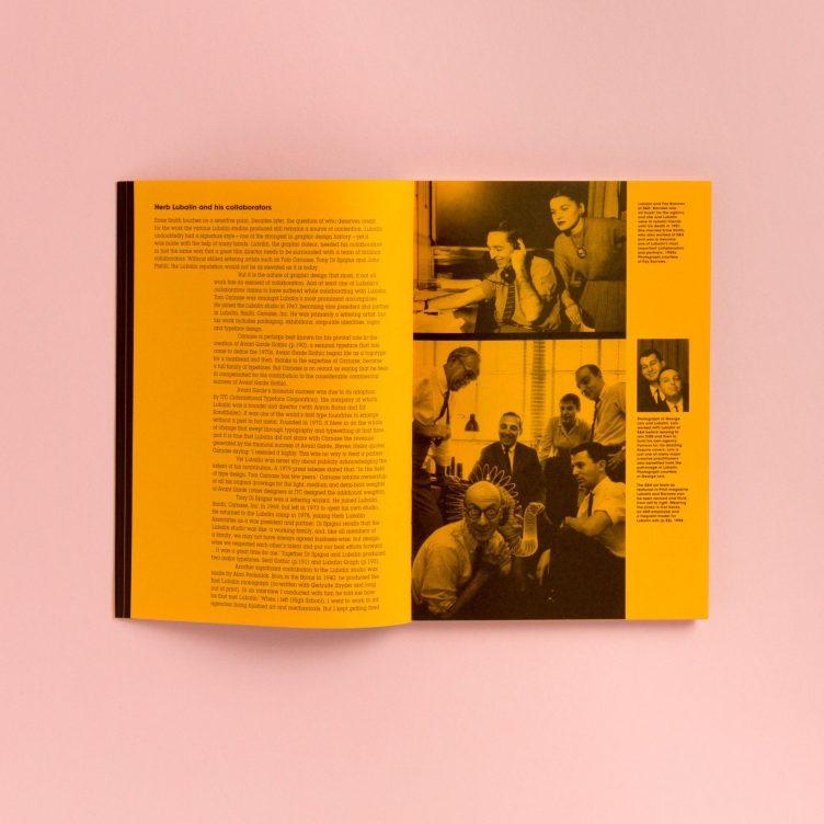 Herb Lubalin - Unit Editions 003