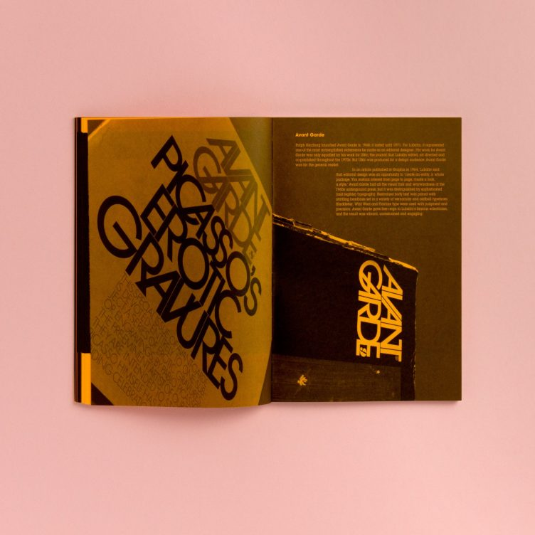 Herb Lubalin - Unit Editions 008