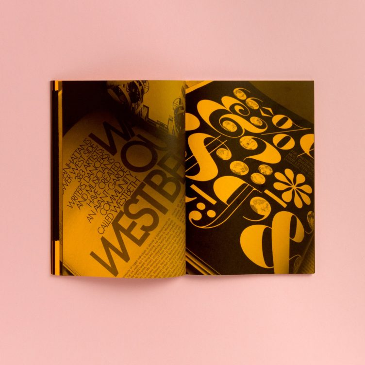 Herb Lubalin - Unit Editions 009