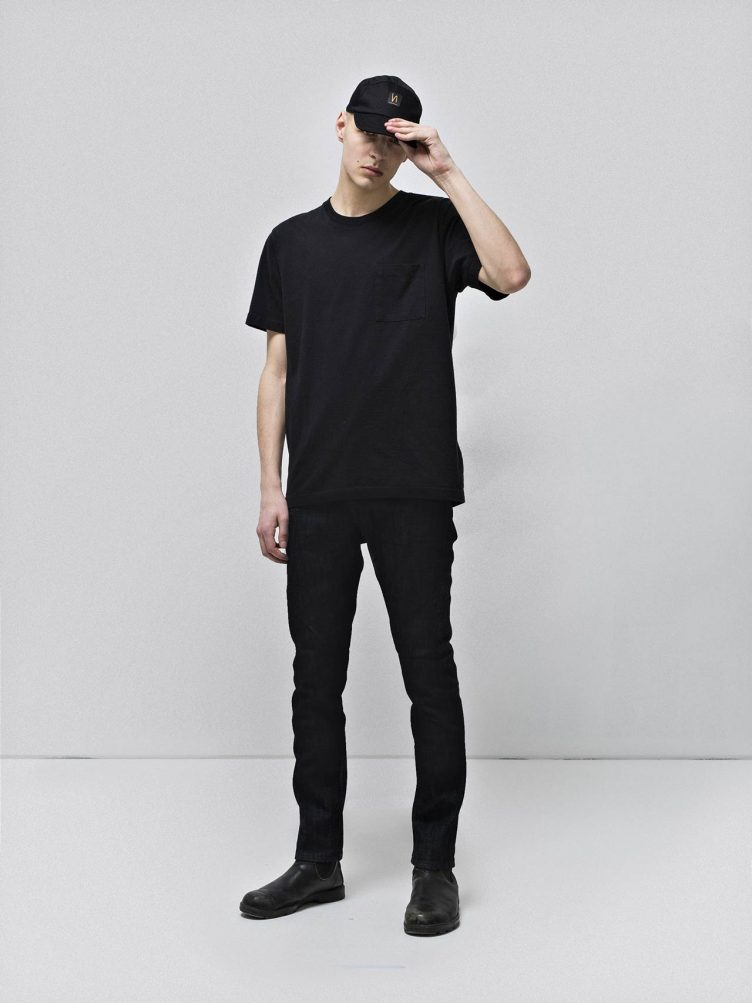 Dry Everblack - Nudie Jeans Co.