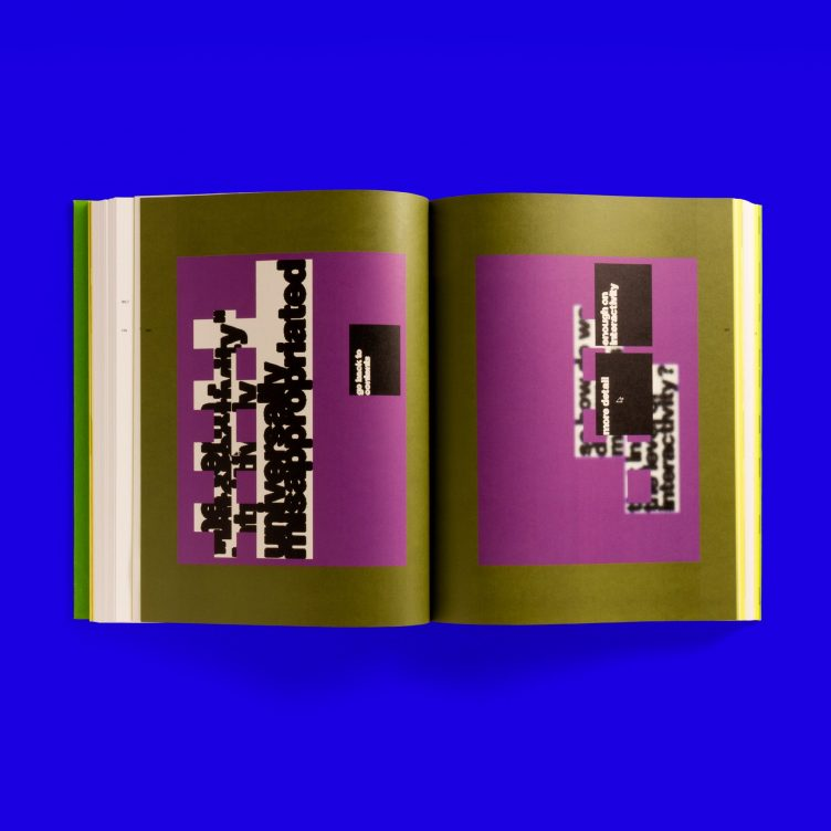 Octavo Redux 1:1 A record of Octavo, journal of typography 1986–1992 Unit Editions 010