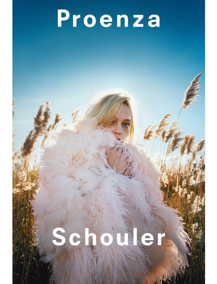 Proenza Schouler Spring 2018 007