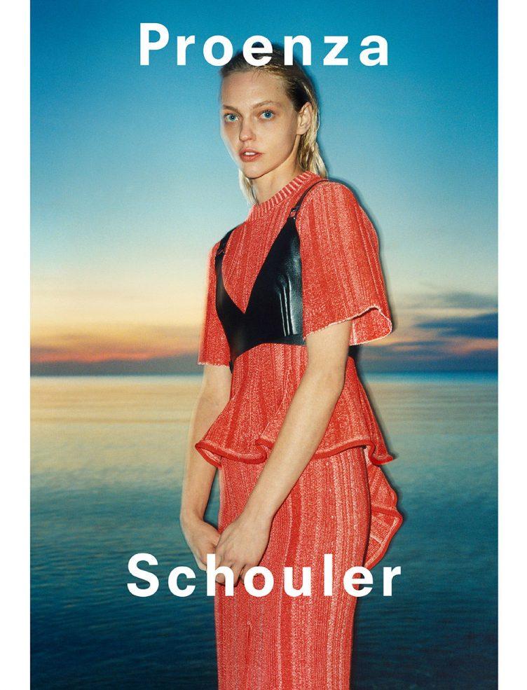Proenza Schouler Spring 2018 005
