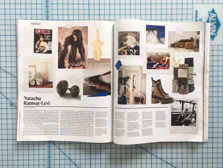 T Magazine Redesign