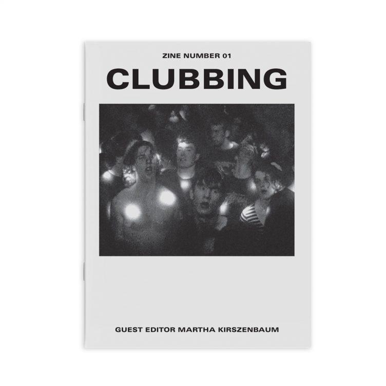 CURA. 27 - Clubbing zine. Cover 01