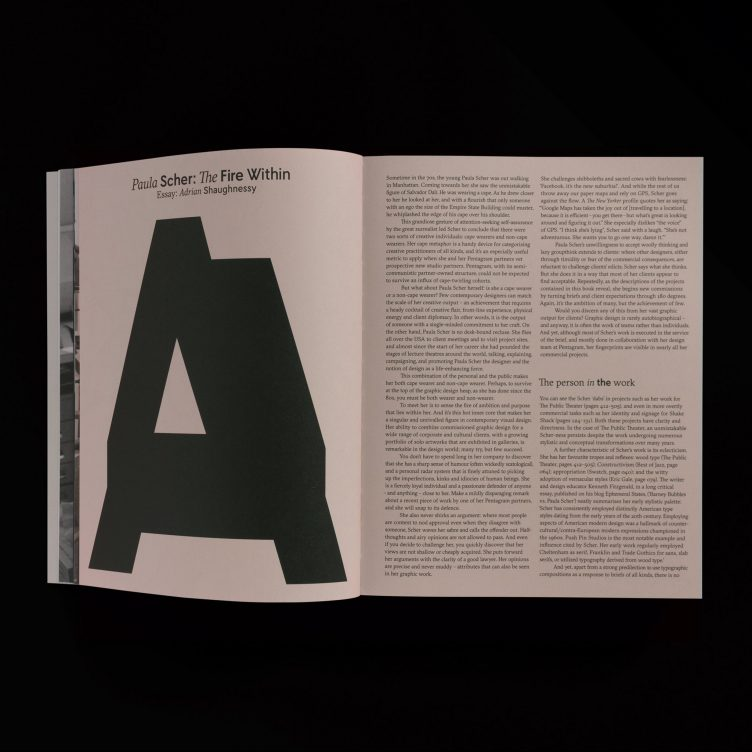 Paula Scher: Works Unit Editions 005