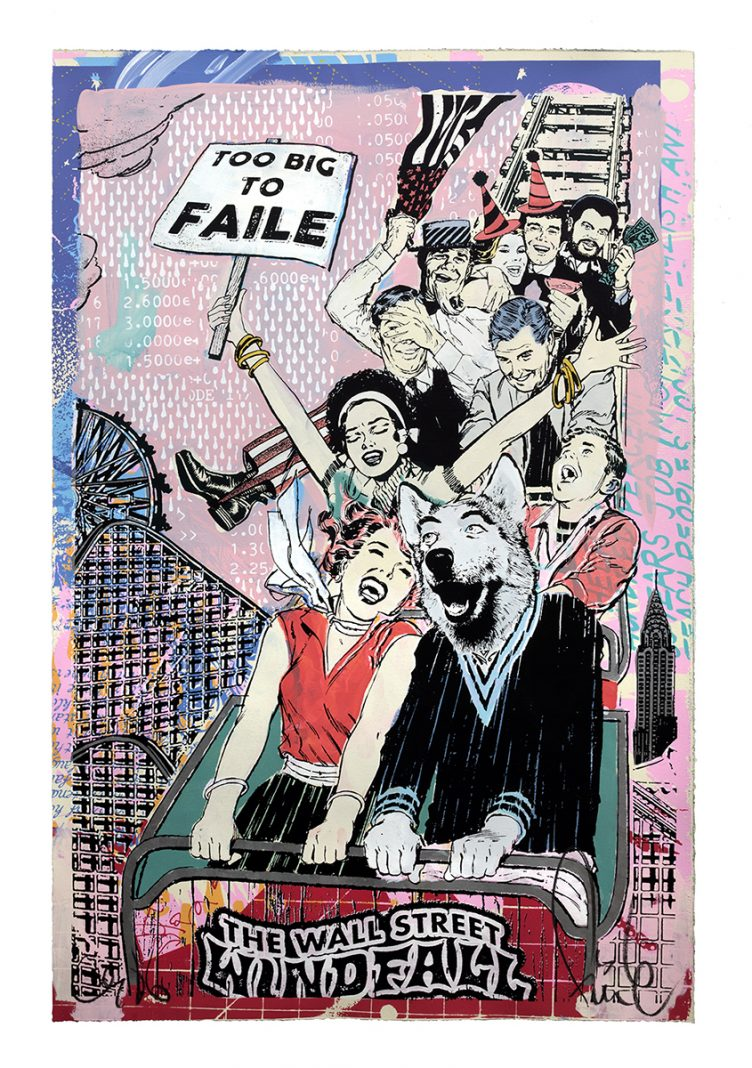 Faile Windfall Print Variation