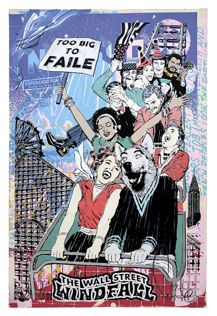 Faile Windfall Print