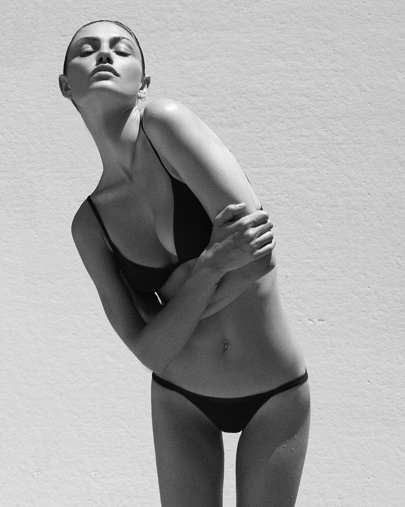 Phoebe Tonkin for Matteau Swim Resort 02