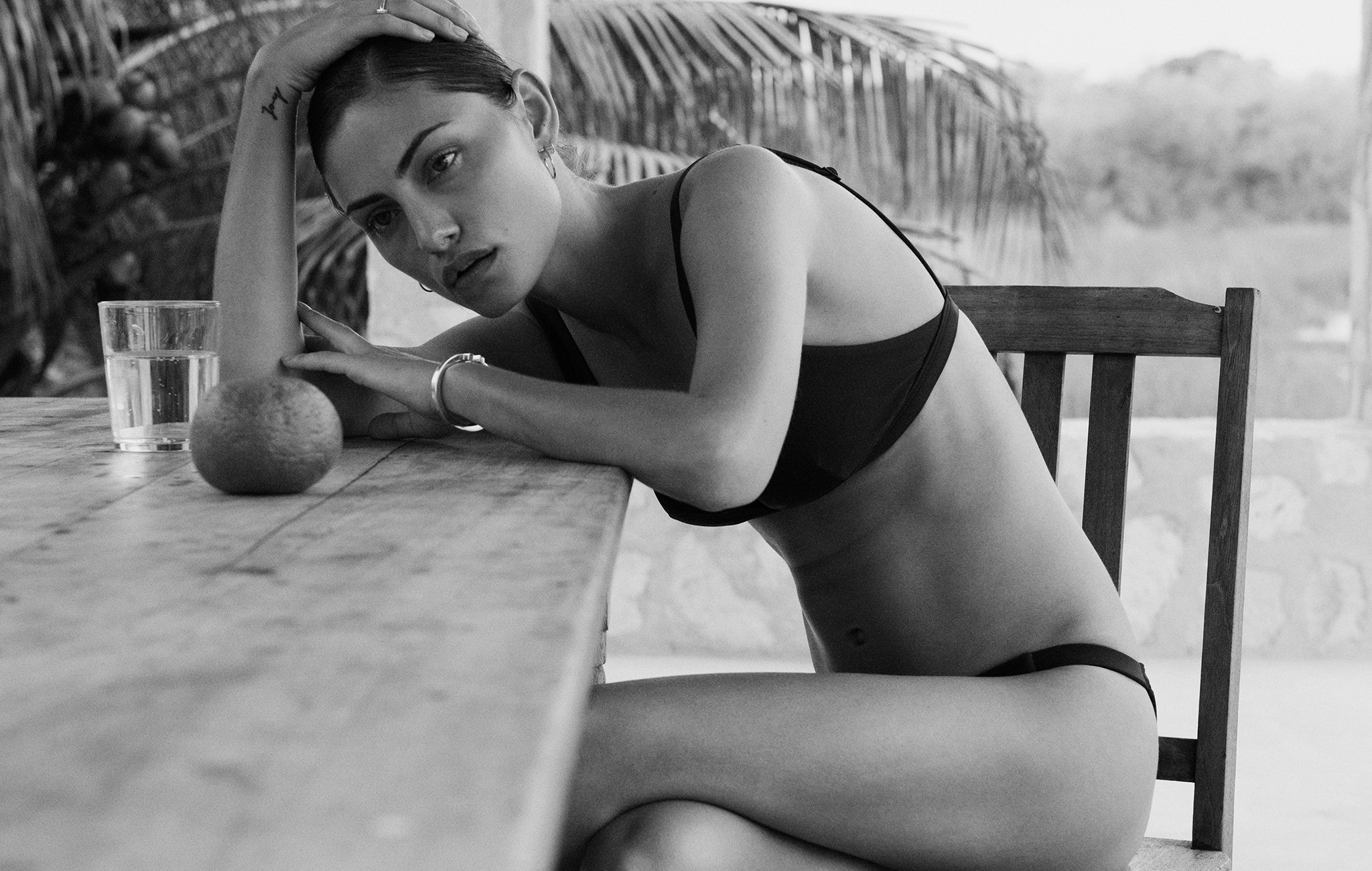 Phoebe Tonkin for Matteau Swim Resort 04