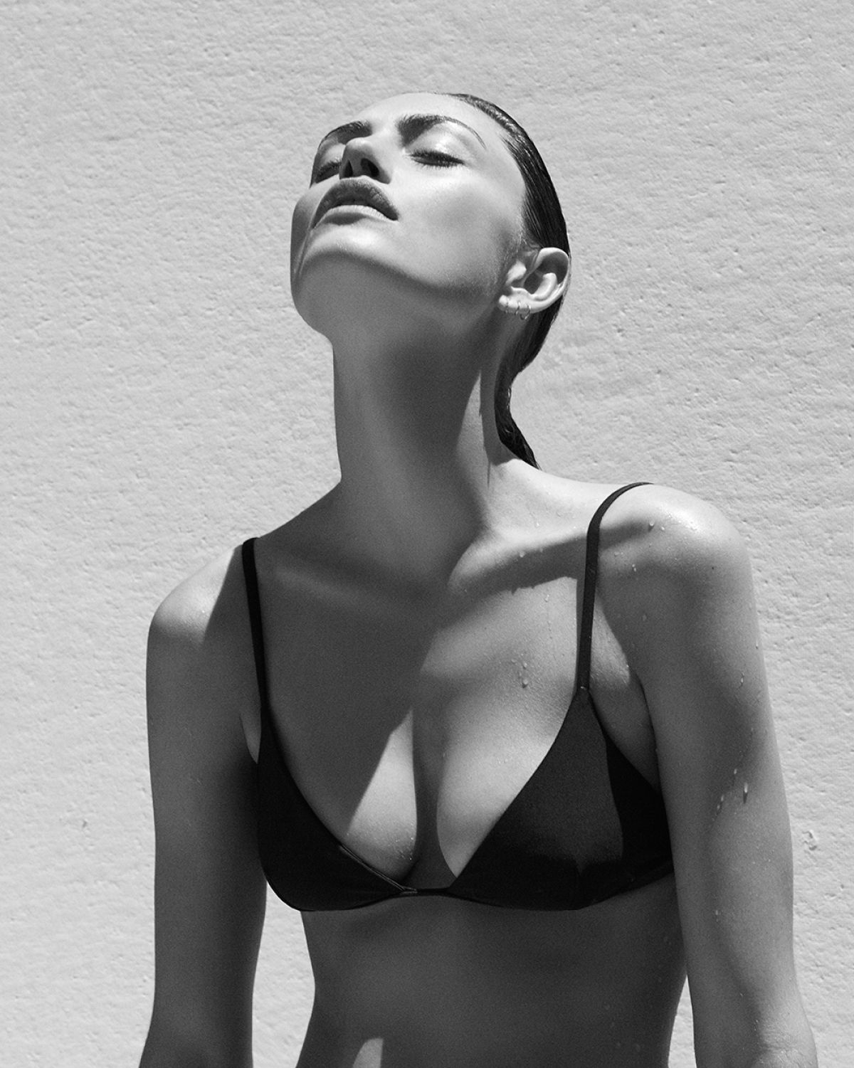 Phoebe Tonkin for Matteau Swim Resort 01