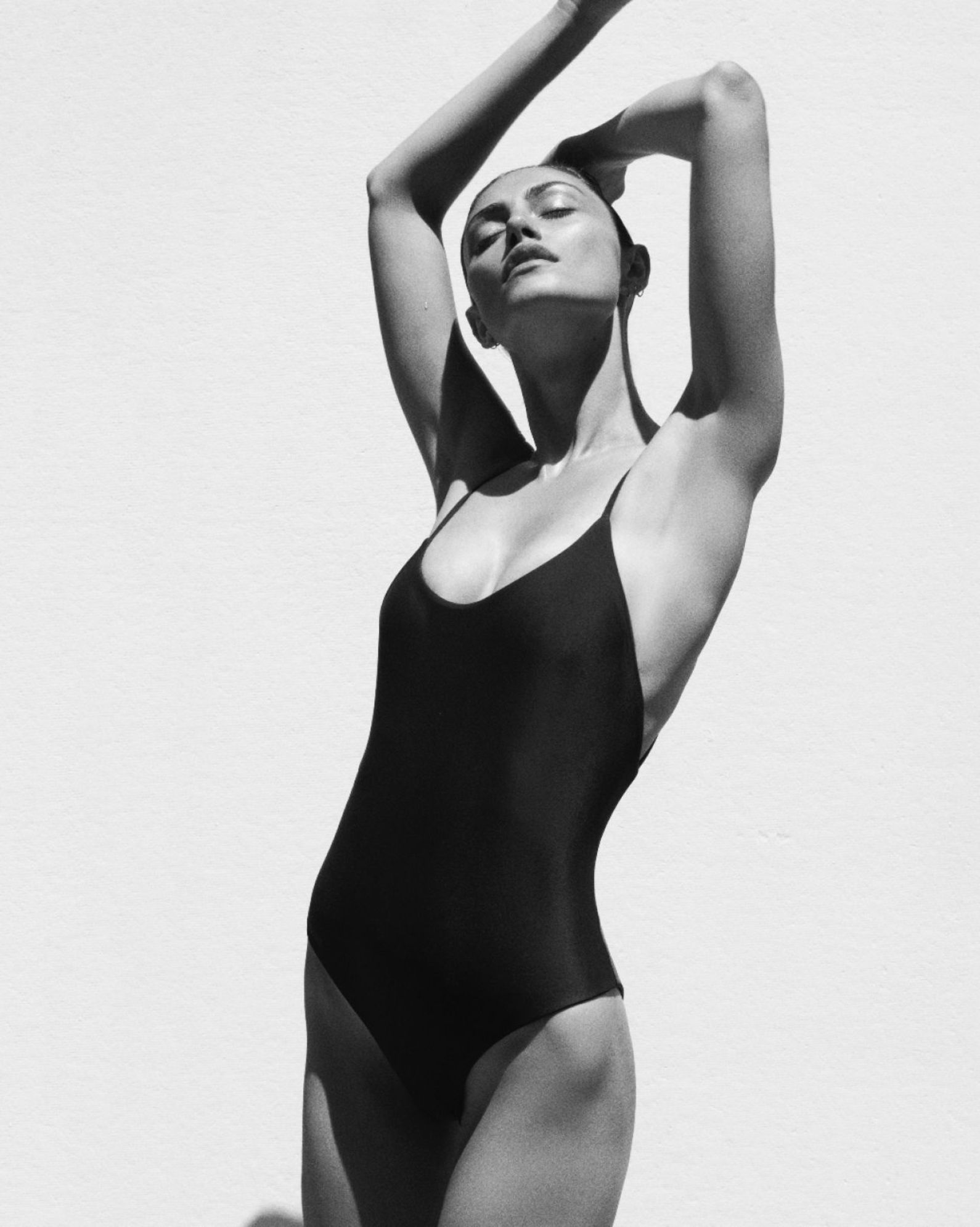 Phoebe Tonkin for Matteau Swim Resort 07