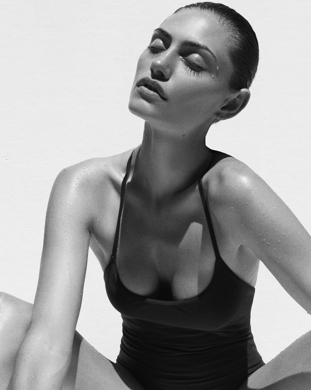 Phoebe Tonkin for Matteau Swim Resort 08
