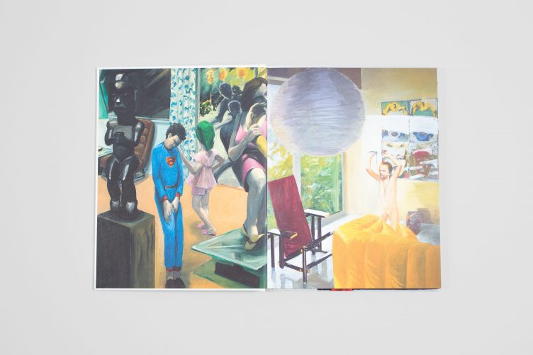 Eric Fischl: If Art Could Talk Spread 06