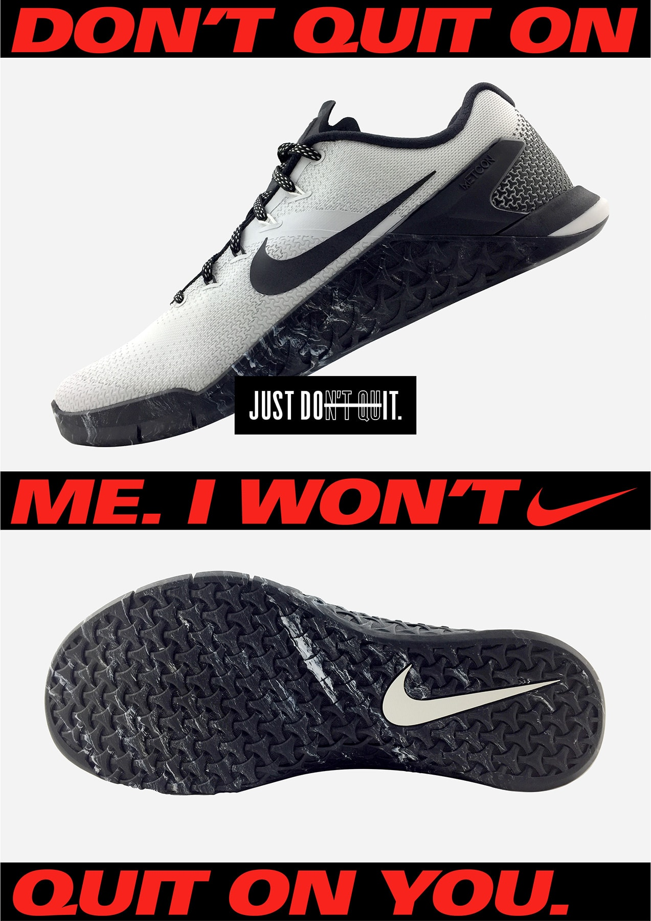 Nike Just Don't Quit 003