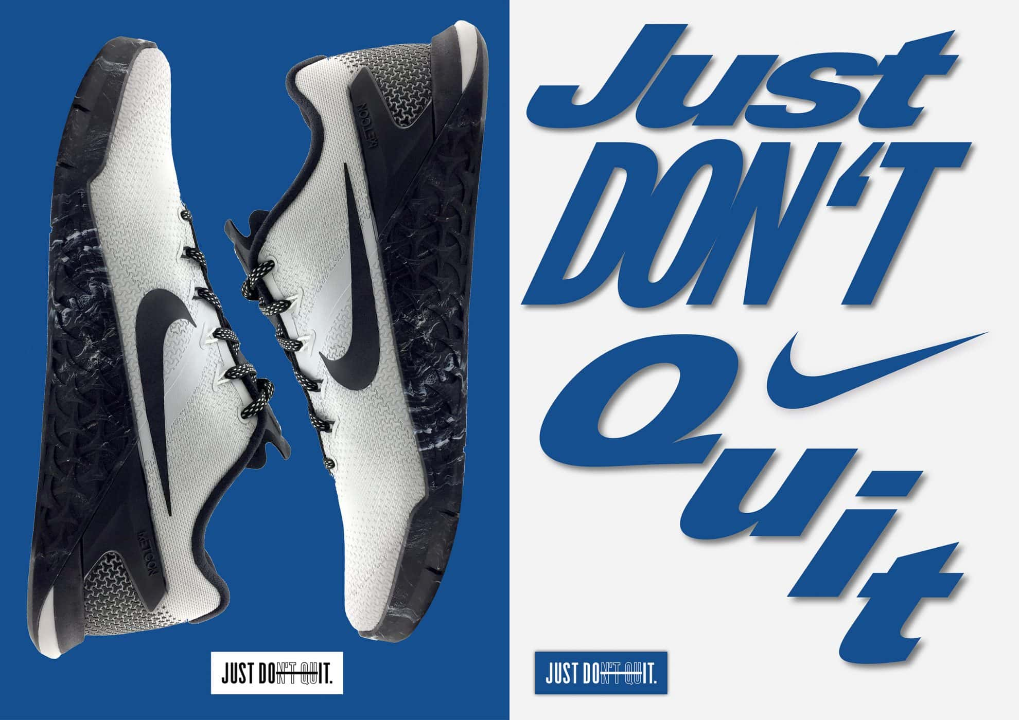 Nike Just Don't Quit 010