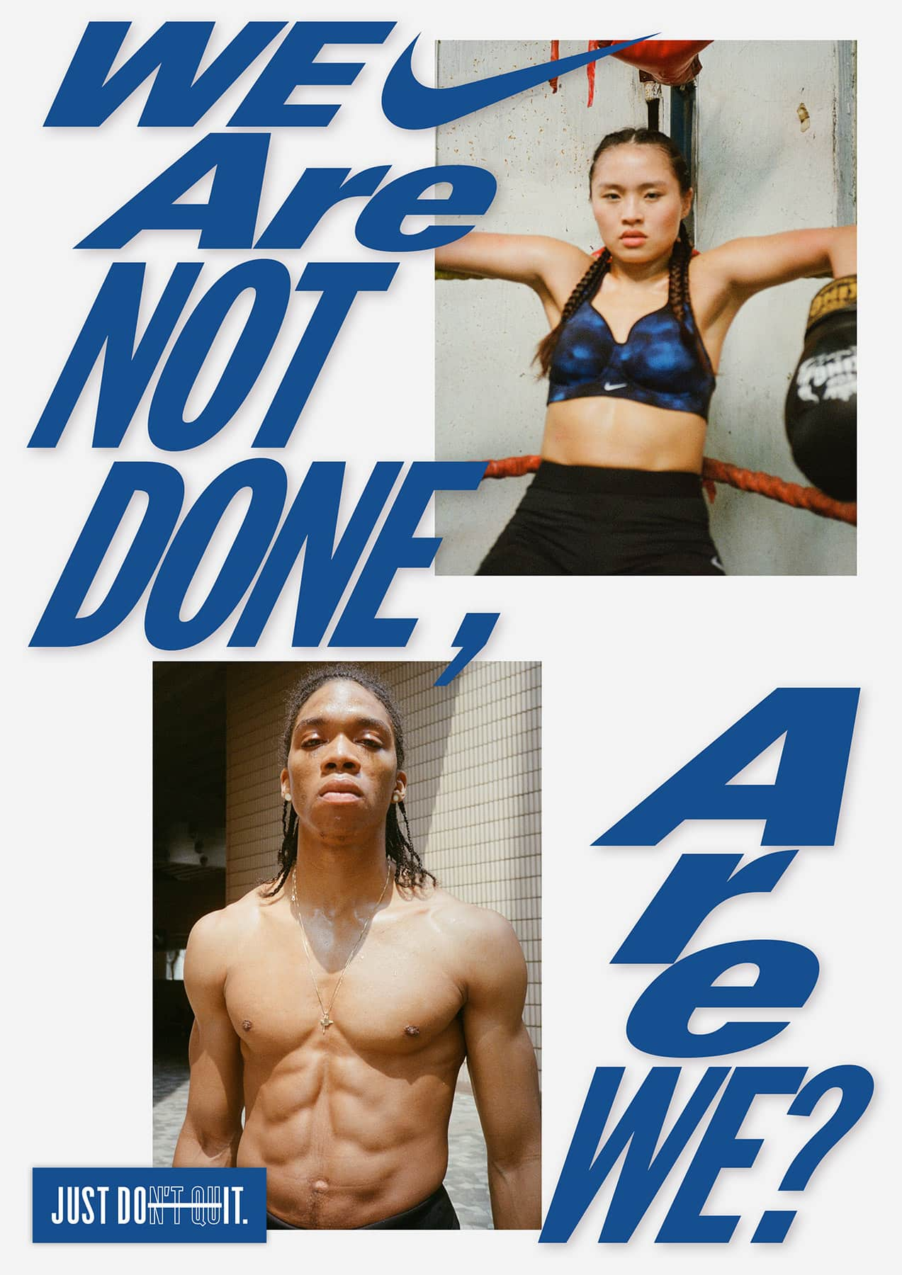Nike Just Don't Quit 011