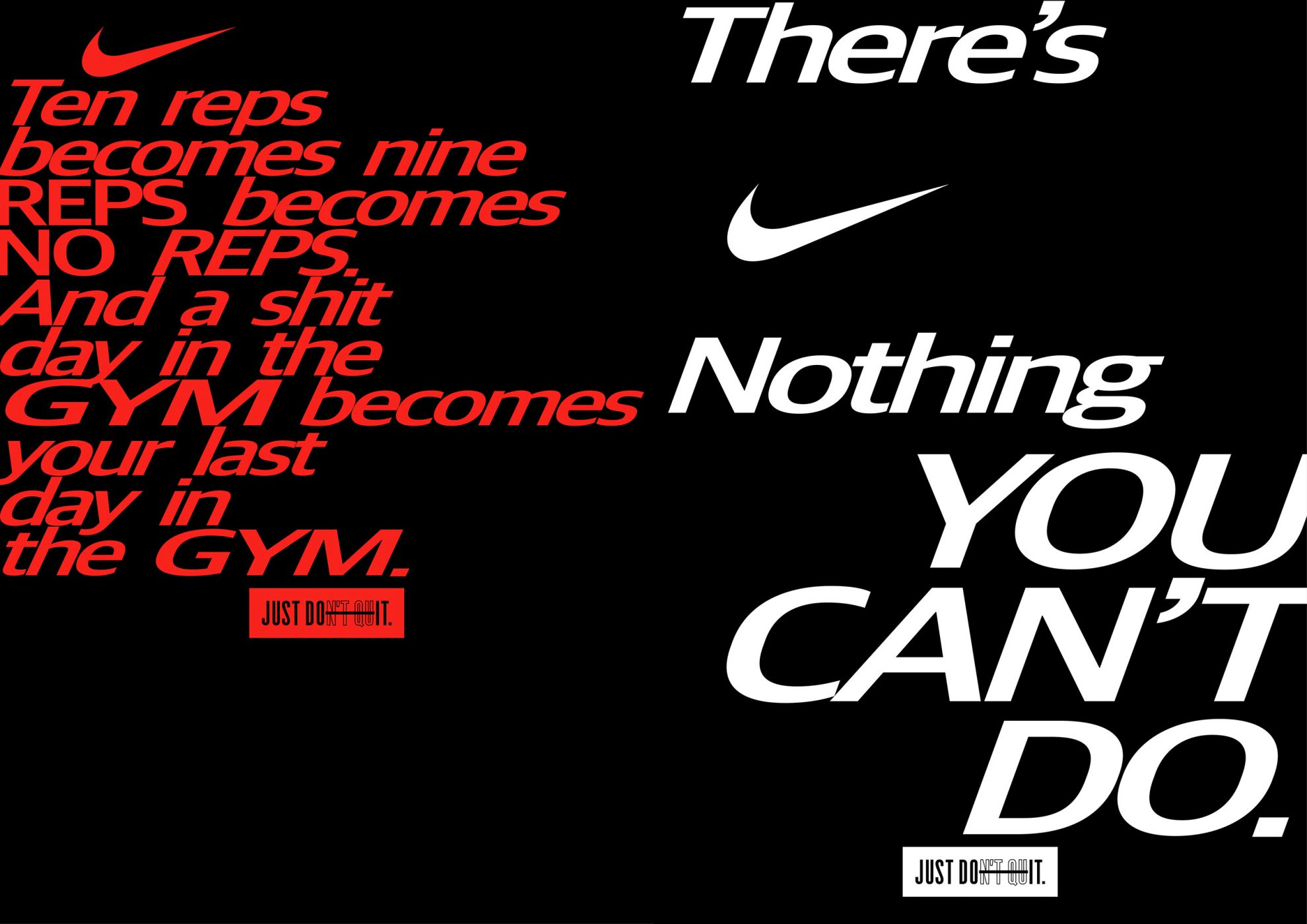 Nike Just Don't Quit 013
