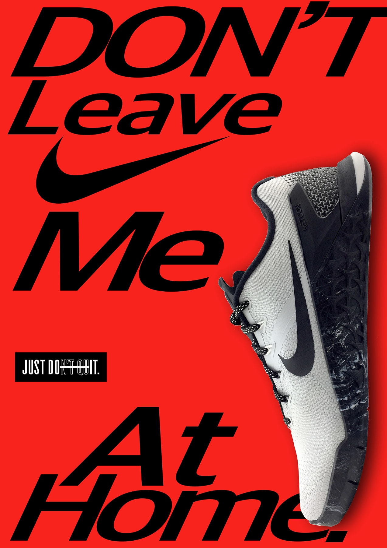 Nike Just Don't Quit 016