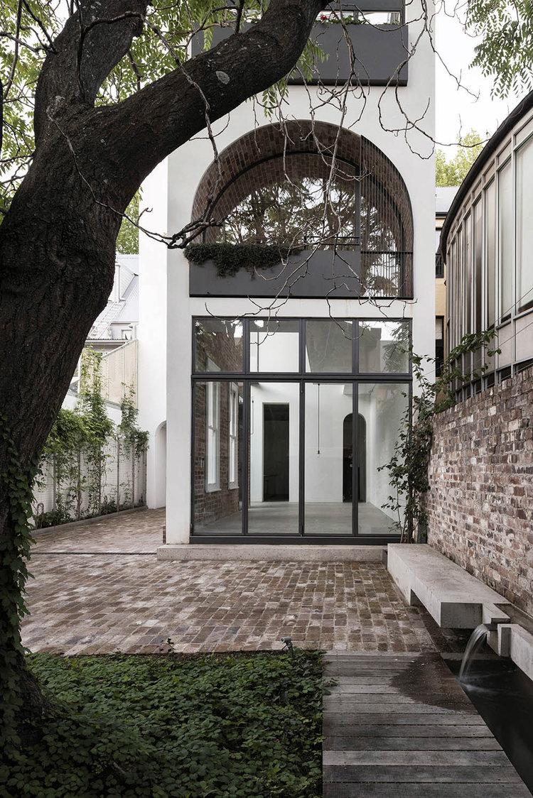 Renato D'Ettorre Architects - Italianate House, Surry Hills 002