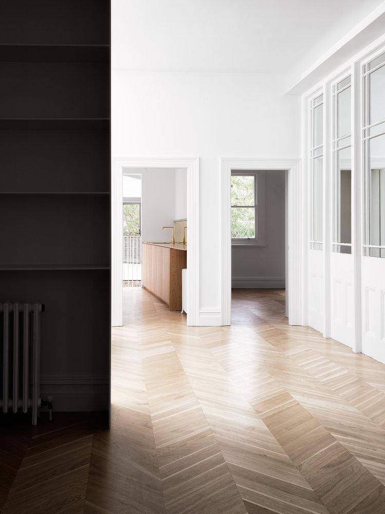 Renato D'Ettorre Architects - Italianate House, Surry Hills 009