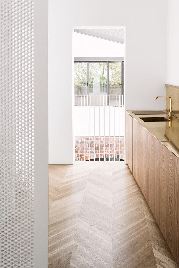 Renato D'Ettorre Architects - Italianate House, Surry Hills 010