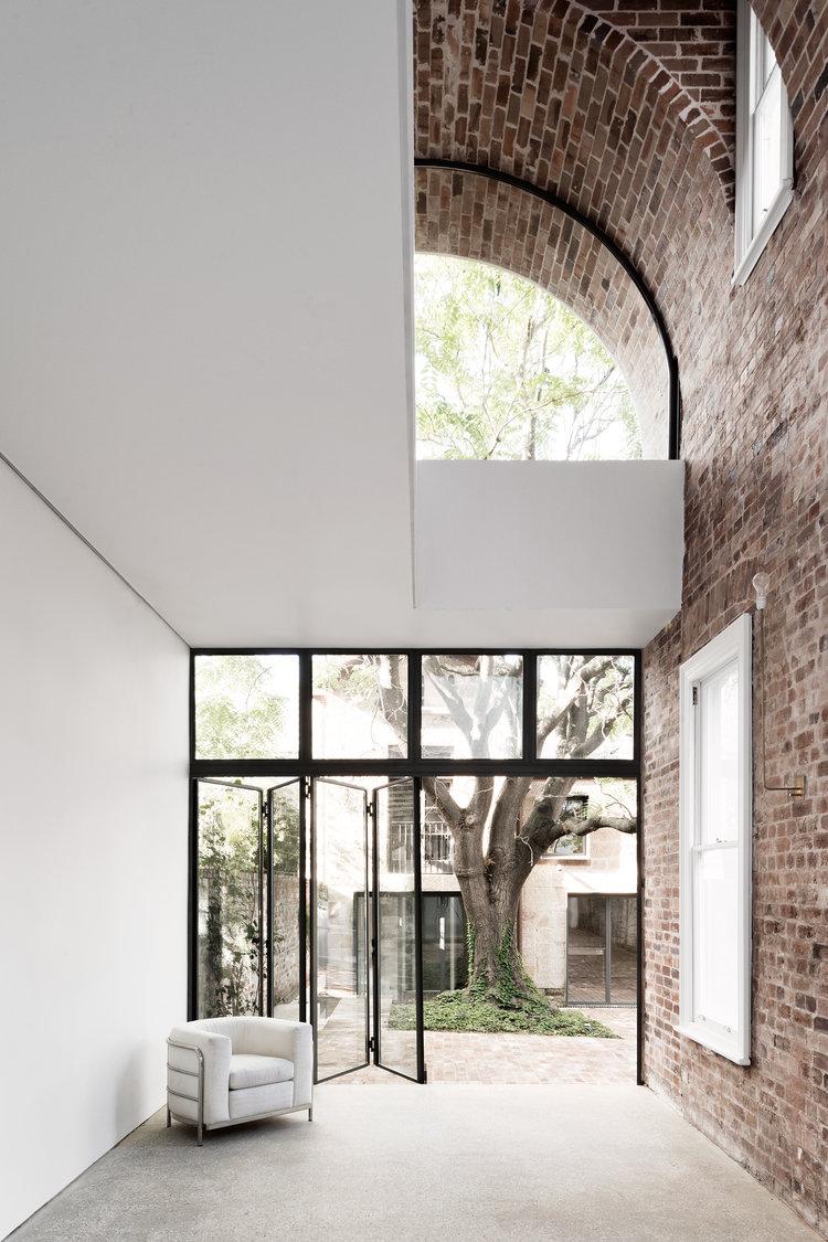 Renato D'Ettorre Architects - Italianate House, Surry Hills 012