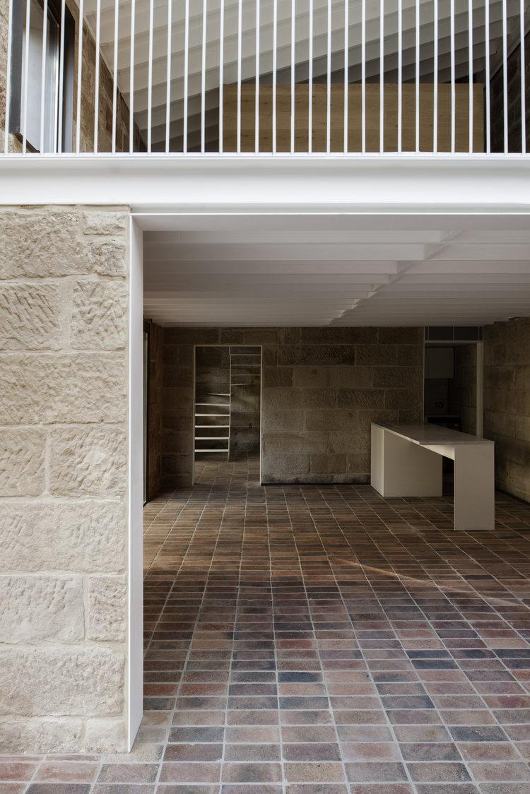 Renato D'Ettorre Architects - Italianate House, Surry Hills 015
