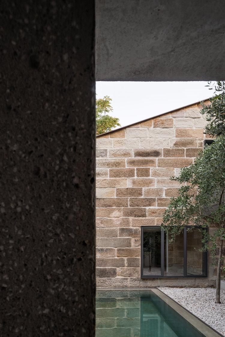 Renato D'Ettorre Architects - Italianate House, Surry Hills 016