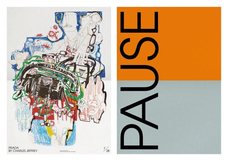 Lane & Associates - Selfridges Posterzine 002