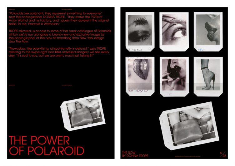 Lane & Associates - Selfridges Posterzine 003